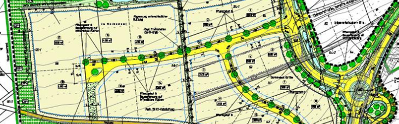 Gewerbegebiet Am Kränzleinsberg Und Umgehungsstraße