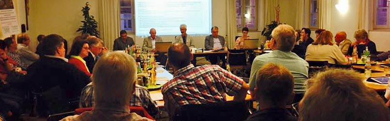Stadtrat erklärt Bürgerentscheid für eine Umgehungsstraße in Hilpoltstein für zulässig