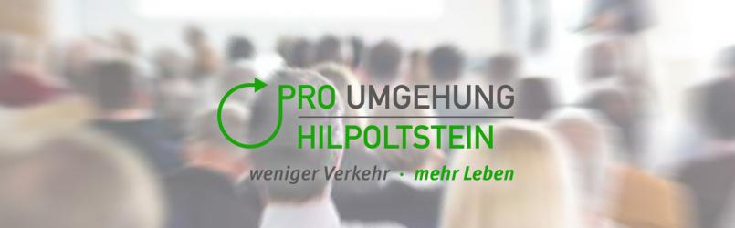 Treffen der IG Pro-Umgehung-Hip