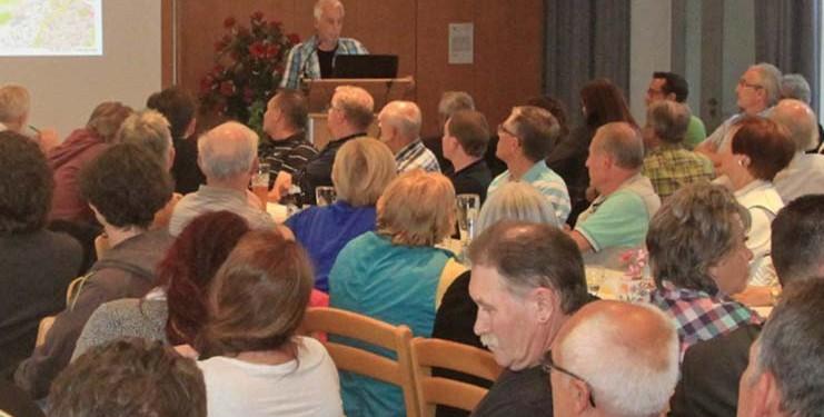 Vortrag von Ludwig Hess