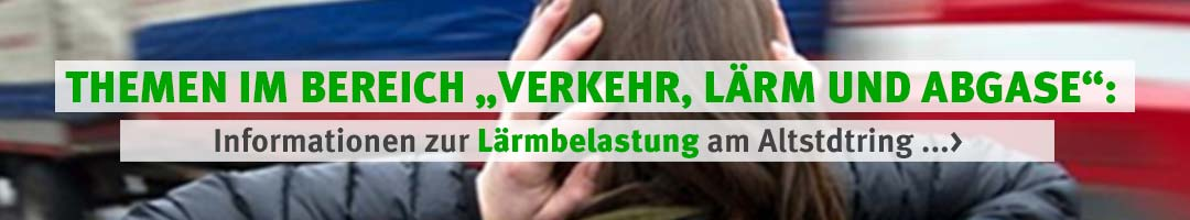 IG Pro-Umgehung-Hip: Lärmbelastung auf dem Altstadtring