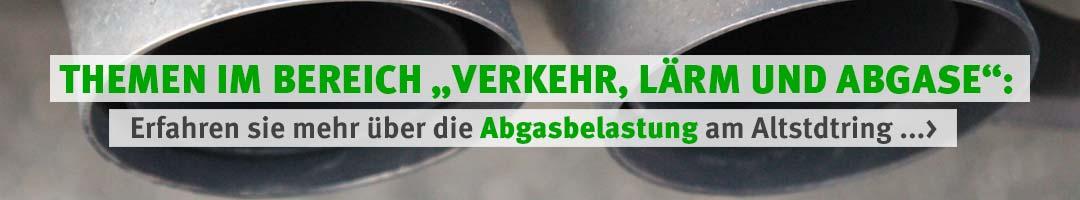 IG Pro-Umgehung-Hip: Abgasbelastung auf dem Altstadtring