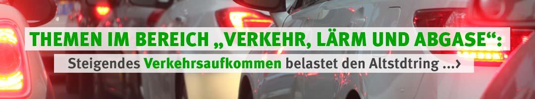 IG Pro-Umgehung-Hip: Verkehrsaufkommen auf dem Altstadtring