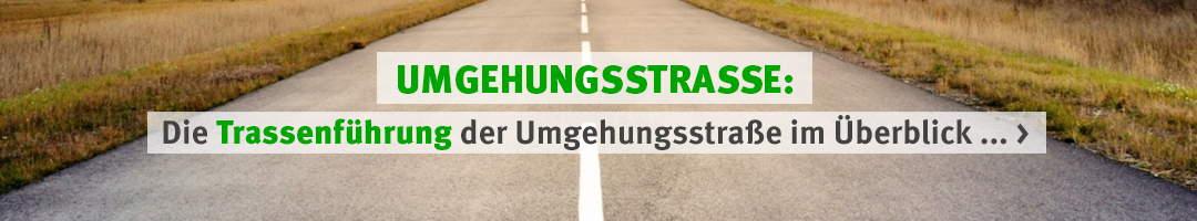 IG Pro-Umgehung-Hip: Verkehrs-, Lärm- und Abgasbelastung durch den Altstadtring